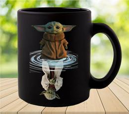 wishmug, Coffee, Star, Ceramic