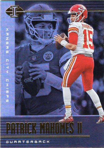 Kansas City Chiefs, 2019footballcard, patrickmahomesii, panini