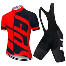 Summer, Set, Cycling, Fashion