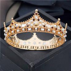 King, Head, Joyería, diadem