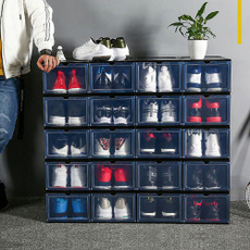 lid, Box, Sneakers, Container