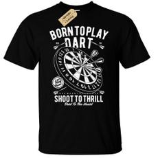born, play, dardo, hombre