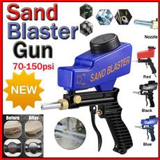 Mini, airbrush, sandblastinggun, blasting