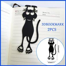 Kawaii, cute, wackybookmark, 3dbookmark