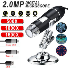 realtimevideo, led, usb, magnifiercamera