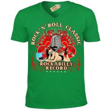 registro, clasica, Rock, camiseta