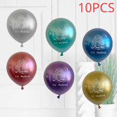 eiddecoration, eidballoon, latex, Balloon