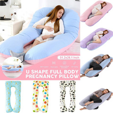 Home textile, bedroompillowcase, ushapedsoftpillow, zippers
