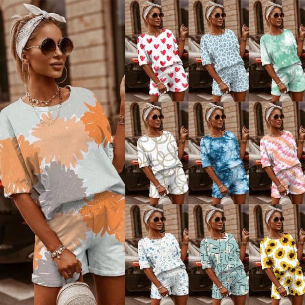women's pajamas, Fashion, Summer, Suits