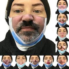 Funny, prankmask, マスク, mascarar