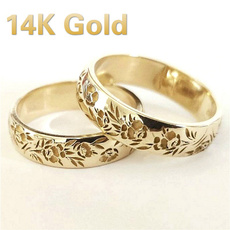 Jewelry, gold, rings for women, baguefemme