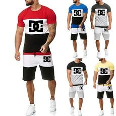dcshoesmen, Fashion, Sports & Outdoors, tshirtandshort