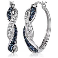 crossearring, Hoop Earring, lover gifts, Elegant