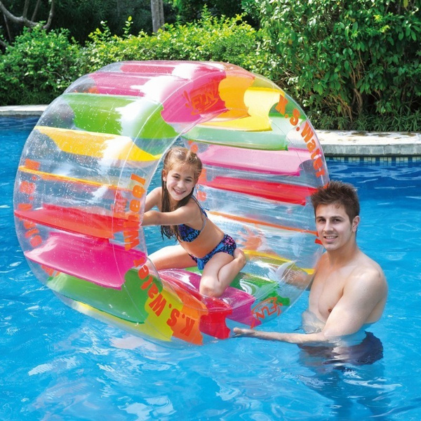 Toy, Colorful, waterwheel, Inflatable