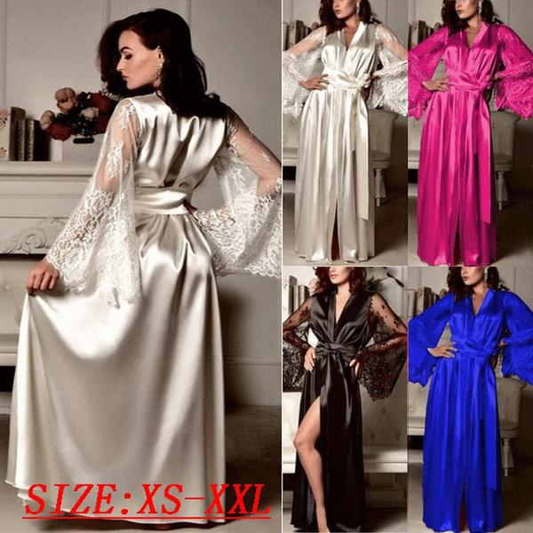 gowns, Plus Size, Lace, underwearforwoman