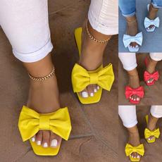 Flats, Plus Size, Slippers, Women's Fashion