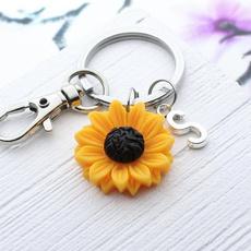 Keys, Flowers, Key Chain, Gifts
