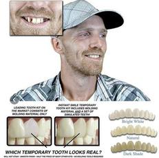 whiteningteeth, oralcare, denturepatch, Silicone
