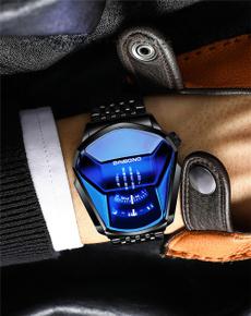 Chronograph, Fashion, menquartzwatche, Waterproof Watch
