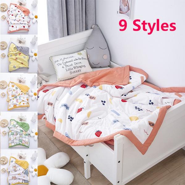 childrensquilt, cartoonquiltforchildren, childrensairconditioningquilt, Quilt