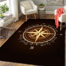 Home Decor, Compass, Mats, floor