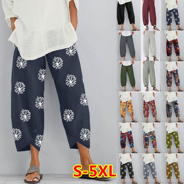 Women Pants, harem, Fashion, Casual pants