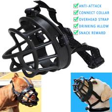 dogmask, antibiting, Pets, adjustablemask