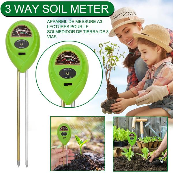 hygrometermeterdetector, Flowers, Garden, tester