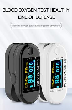 oximeter, pulseoximeter, Health Monitors, oxygensensor