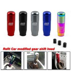 knobs, gearshiftknob, shifterlever, Aluminum