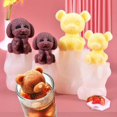 Summer, Animal, Silicone, Bears