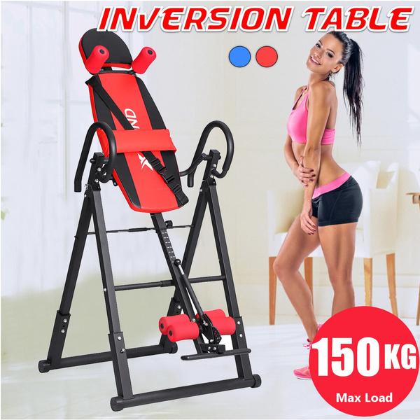 stretchingmachine, Workout & Yoga, inversiontable, adjustablebelt