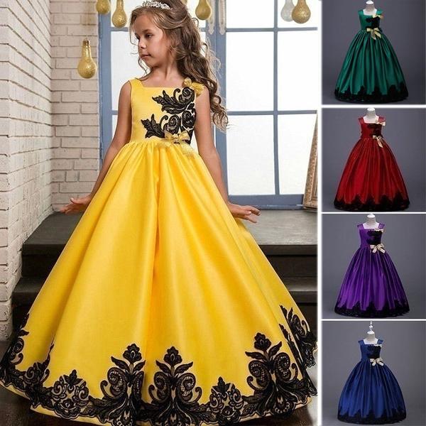 gowns, girls dress, Fashion, Dress