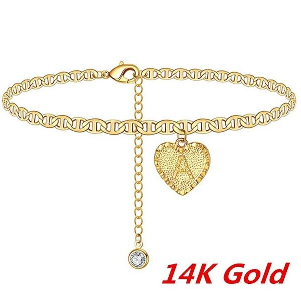 cute, Jewelry, gold, Bracelet