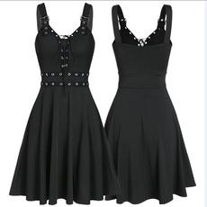 plussizepunkskirt, Goth, Fashion, Ladies Fashion
