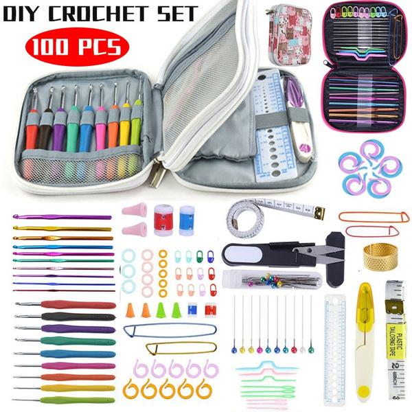 Craft, sewingtool, Home Supplies, crochethooksset