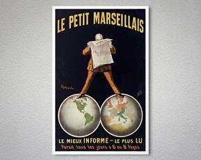 marseillai, Decor, Vintage, vintagehomedecor