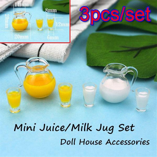 Mini, Toy, dollhousejuicecup, dollhouseminiature