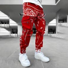 cargo, trousers, casualtrouser, Men's Fashion
