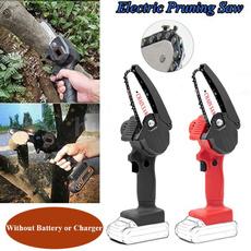 handheldloggingchainsaw, electricpruner, Rechargeable, Electric