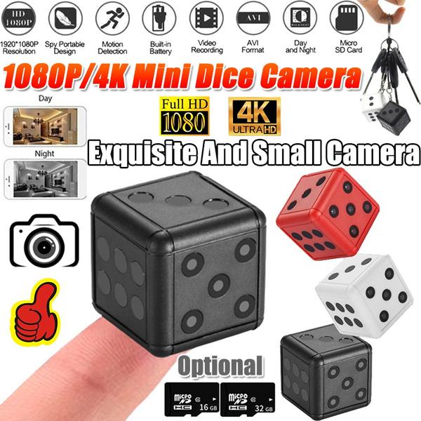 Mini, microcamera, Dice, Camera