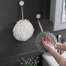 ballshapetowel, Bathroom, cutetowel, Towels