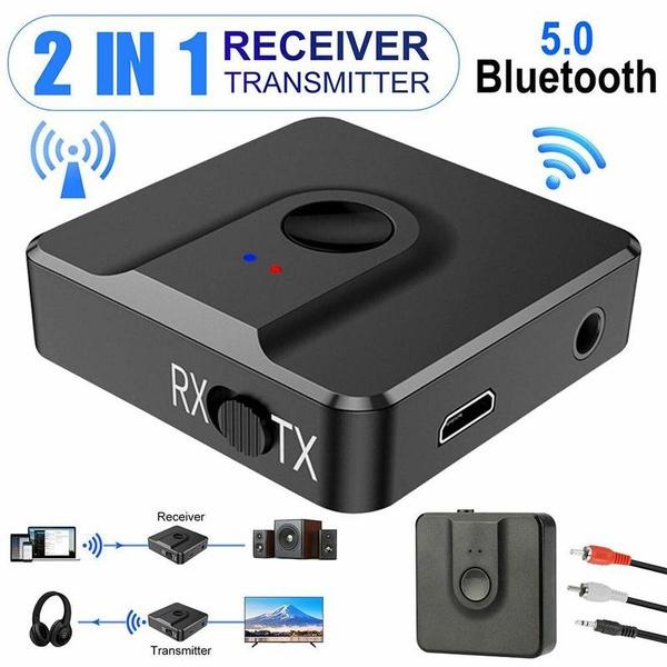 audioreceiver, Transmitter, bluetoothtransmitter, Adapter