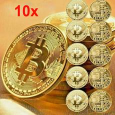 goldplated, bitcoincoin, gold, bitcoin