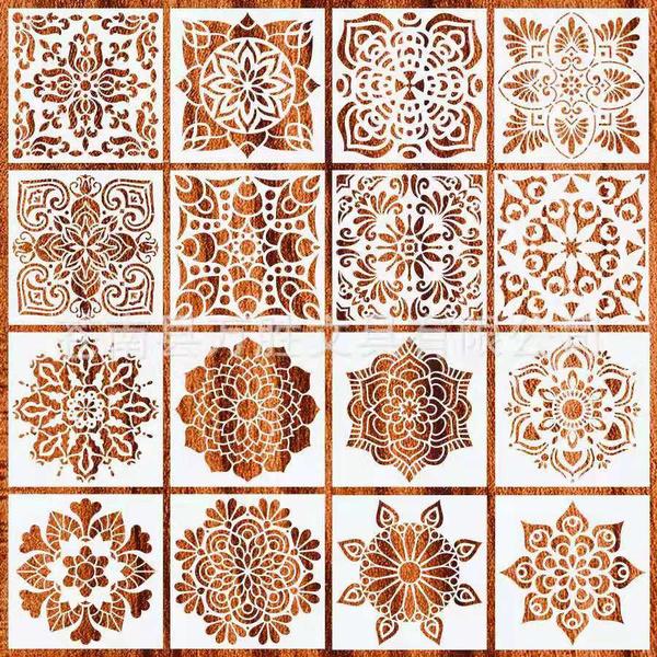 paintingmold, Wall Art, Home & Living, Ceramic