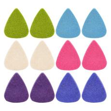 feltpick, Colorful, feltukulelepick, ukulelepick