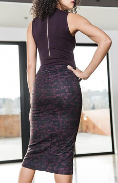 colorpassionprint, Women's Fashion, colorreflectionprint, Skirts