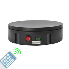 Remote, Jewelry, electricturntable, rotatingdisplaystand