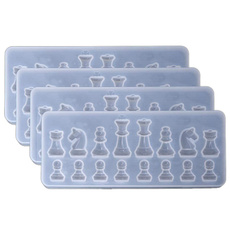polymer, siliconemoldsforresin, Chess, Silicone