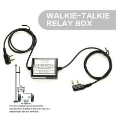 Box, repeater, rpt, Relays